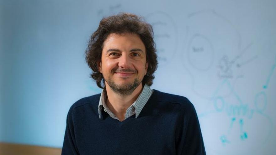 En la imagen, el científico estadounidense David Sabatini. Foto cedida por la Fundación BBVA.