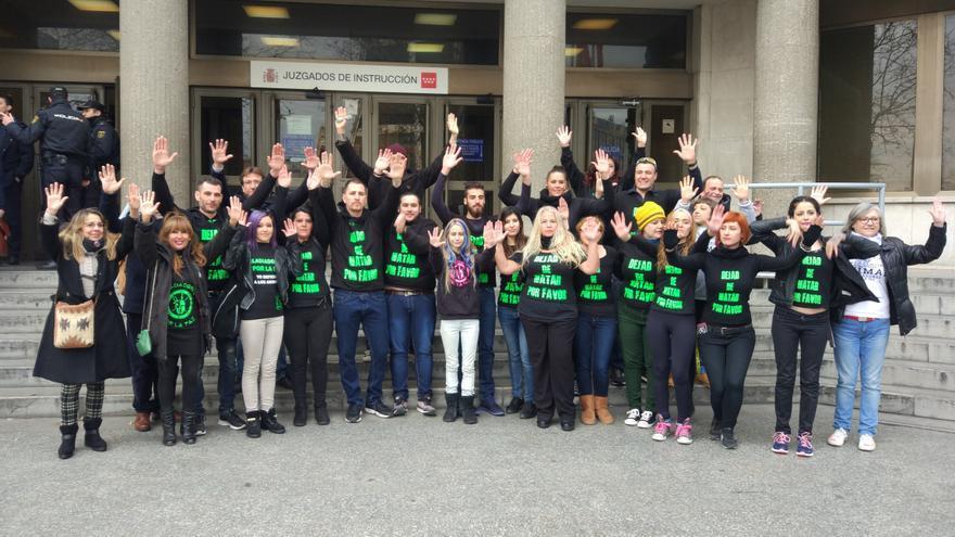 Declararan ante la jueza los antitaurinos que saltaron al ruedo de Las Ventas