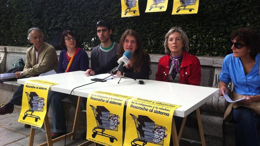 El PP emplaza al 15M y otros movimientos a concurrir a las elecciones para representar al pueblo con votos, no pancartas