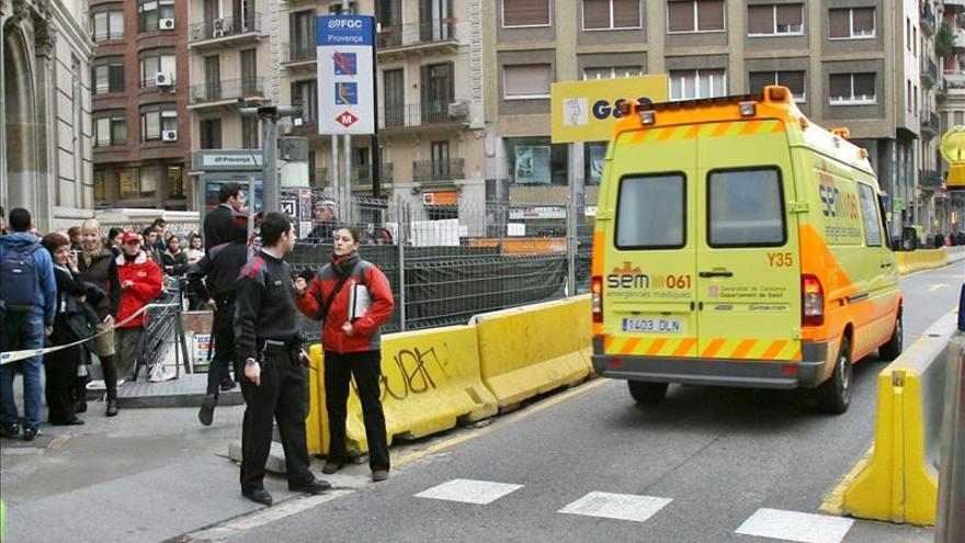 Muere un excursionista tras caer a un barranco en la Garrotxa (Girona)