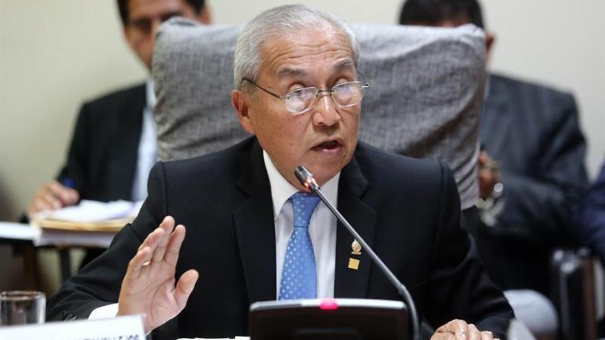 Subcomisión del Congreso aprobó cuatro denuncias contra el ex fiscal general de Perú