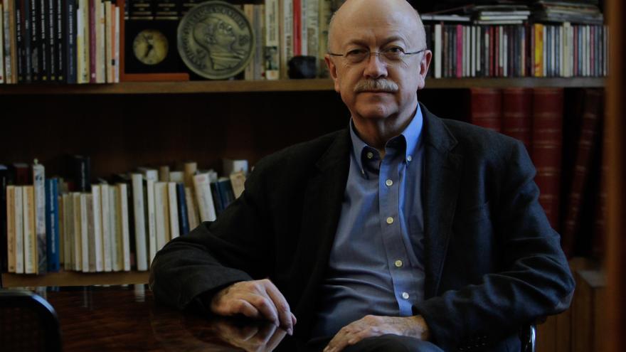 El periodista y escritor Andrés Ortega. / Marta Jara