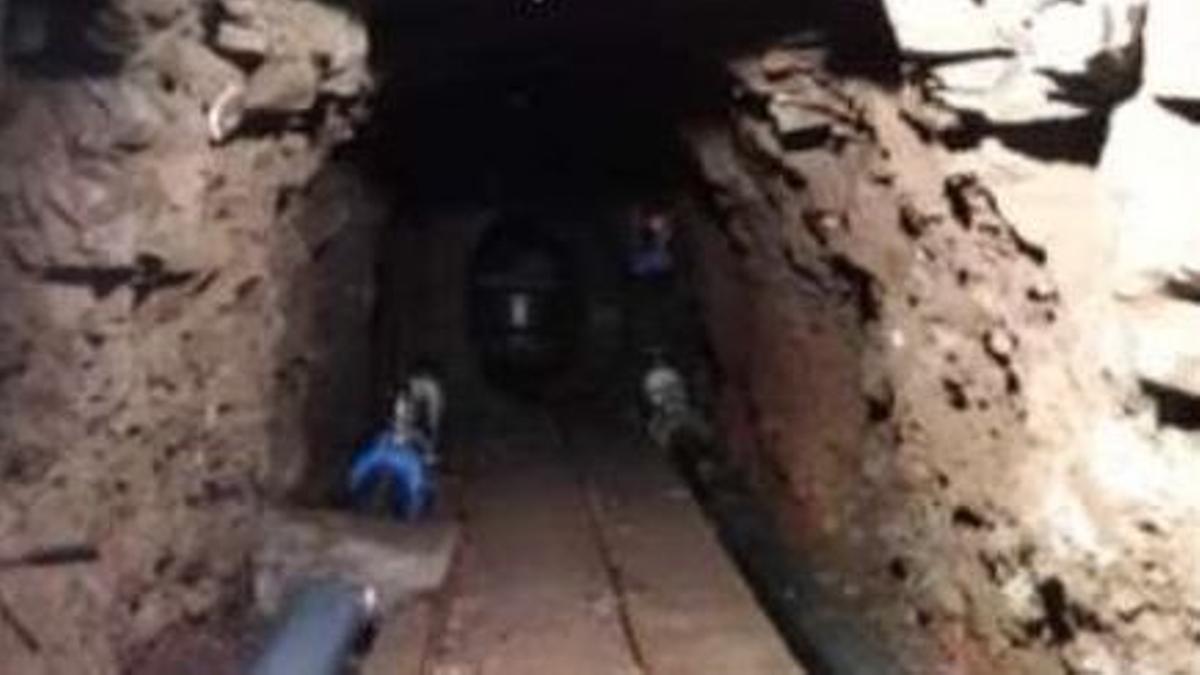 Túnel de Trasvase.