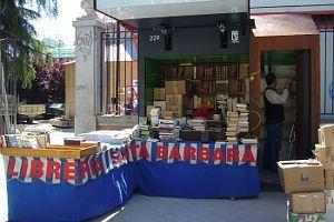Puesto provisional de la librería | A.P.