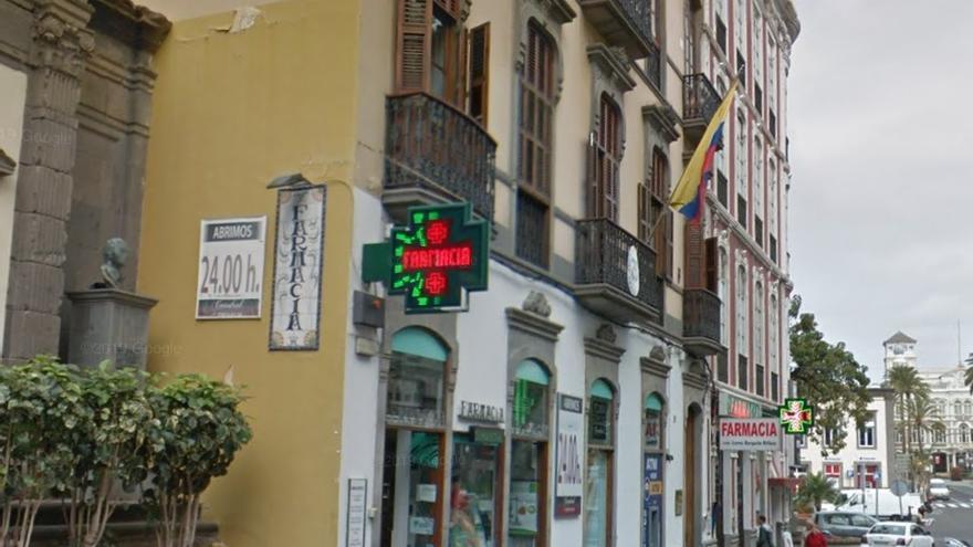 Consulado de Colombia en Las Palmas de Gran Canaria.