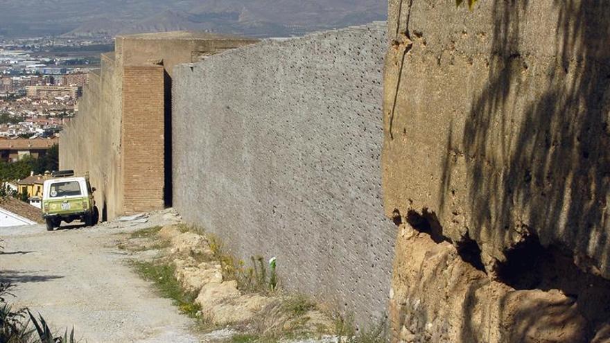 El Gobierno autoriza obras por 76 millones en la muralla nazarí de Granada