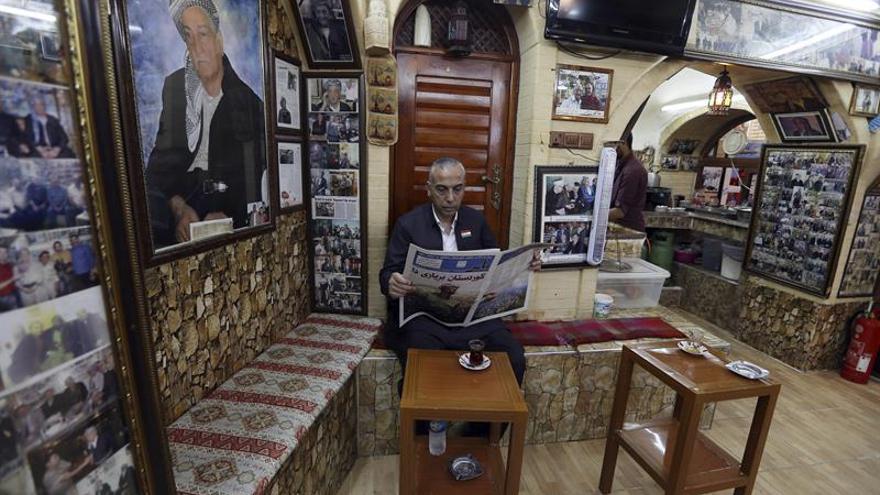 Al menos 5 muertos en el Kurdistán iraquí en las protestas por el impago de salarios