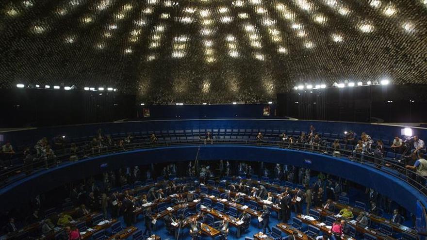 La mitad del Senado brasileño elegirá a futuro juez pese a los problemas judiciales