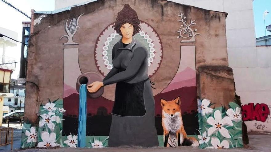 Mural de Moraleja