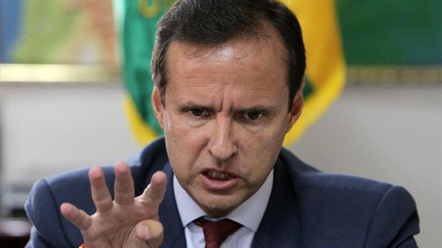 El expresidente boliviano Quiroga intentará ver a opositores presos en Venezuela