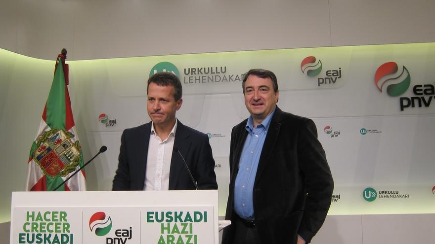 """Esteban dice que, de momento, solo hay """"buenas palabras"""" en el Gobierno del PP y el """"deshielo costará y llevará tiempo"""""""