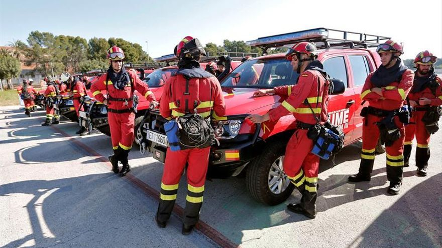 La UME incorpora nuevos vehículos, drones y equipación para emergencias