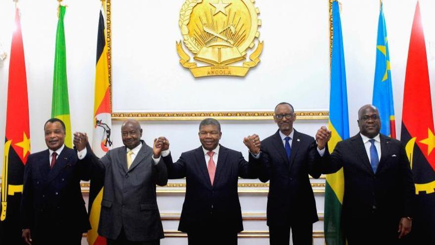 Rwanda and Uganda agree to file rough edges in border disputes