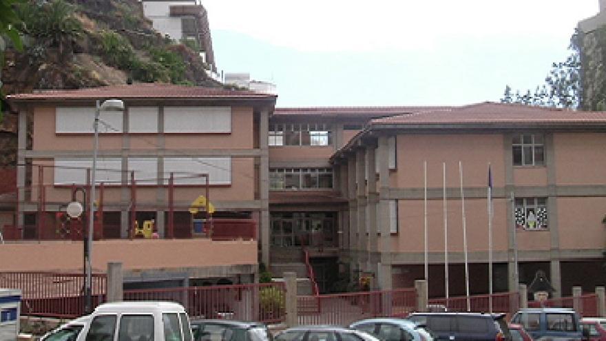 Colegio Gabriel Pérez Duque, en Santa Cruz de La Palma.