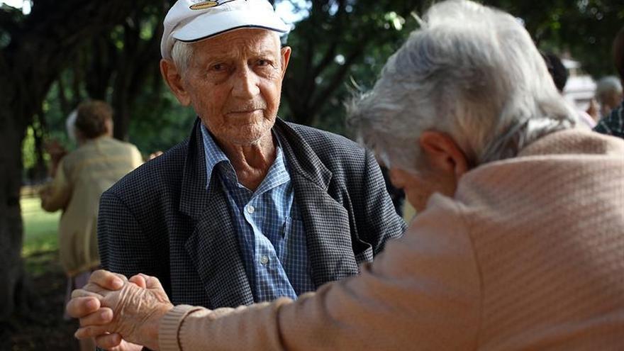 Más de 1,5 millones de mayores españoles es frágil, según un estudio de la UE