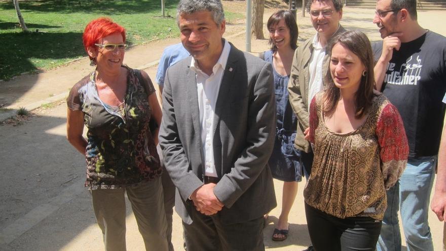 Amorós reúne los avales necesarios para concurrir a las primarias de ERC en Barcelona