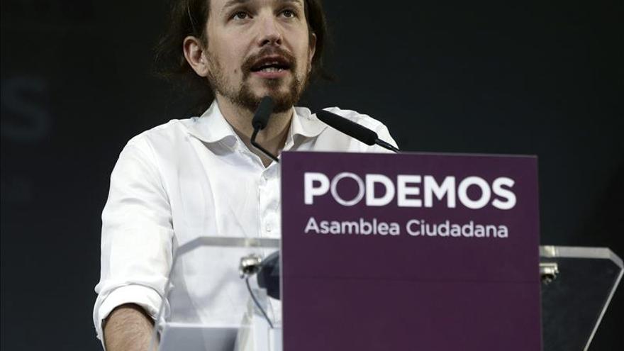 """Pablo Iglesias propone """"abrir todas las puertas y ventanas"""" de la Constitución"""