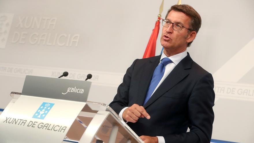 """Feijóo: """"Lo que estamos viendo de la actuación de los responsables de Cataluña cada día es más grave"""""""