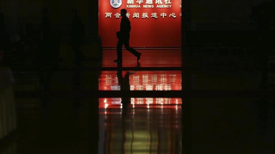 La edición web de la agencia Xinhua saldrá a bolsa