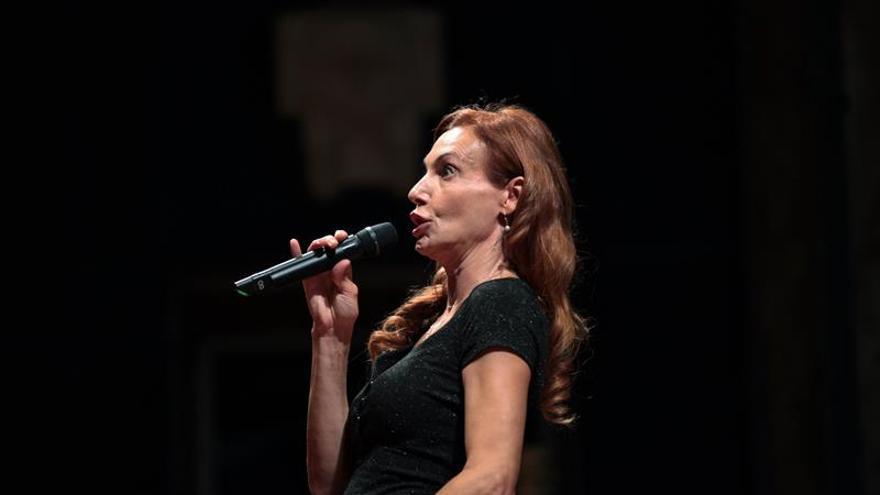 """Ute Lemper: """"Mi relación con la música es esencial y existencial"""""""