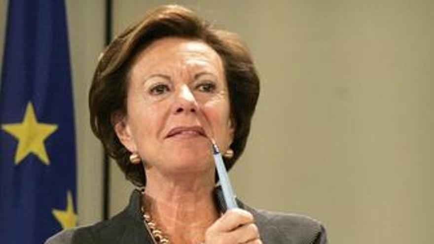 Bruselas pide a España que se aclare con el FROB