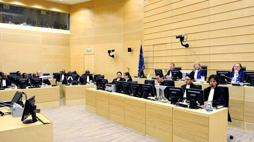 La CPI confirma la recepción de la denuncia contra Nicolás Maduro