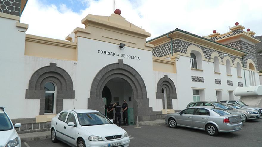 Centro de Internamiento de Extranjeros (CIE) Barranco Seco.