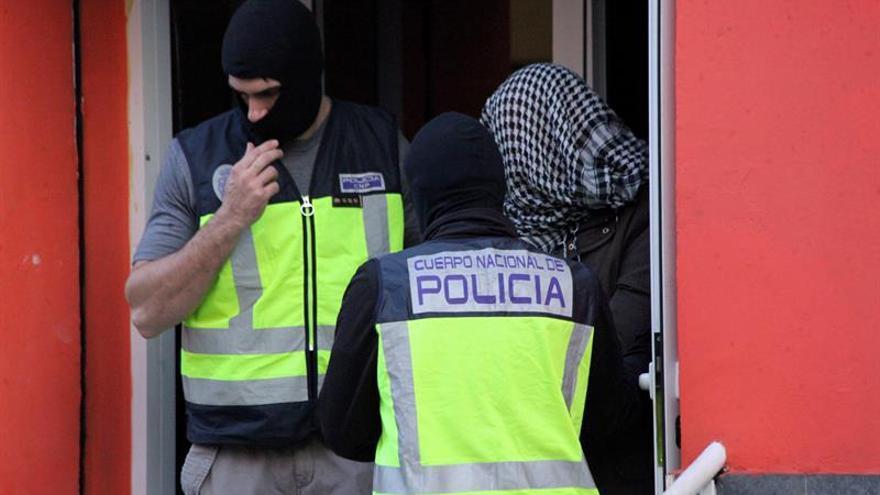 Detenidos cinco presuntos yihadistas en operación en España, Alemania y Bélgica