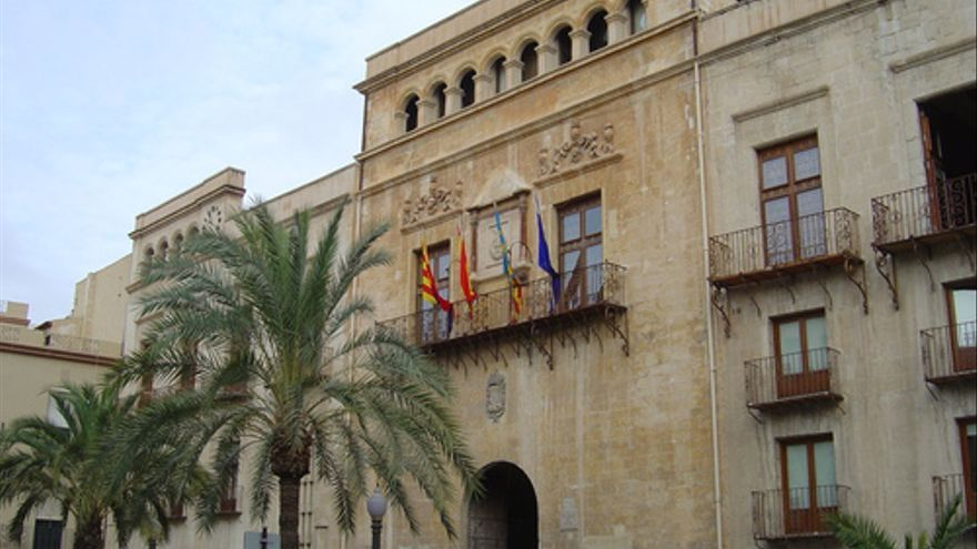 El ayuntamiento de Elche