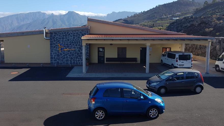 Centro de la Asociación de Niños Especiales de La Palma.