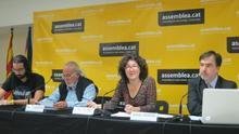 Liz Castro deja el Secretariado Nacional de la ANC