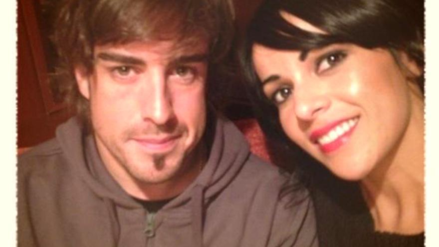 """Raquel del Rosario sí habla de Alonso en """"El Hormiguero"""": """"Tenemos una relación preciosa"""""""