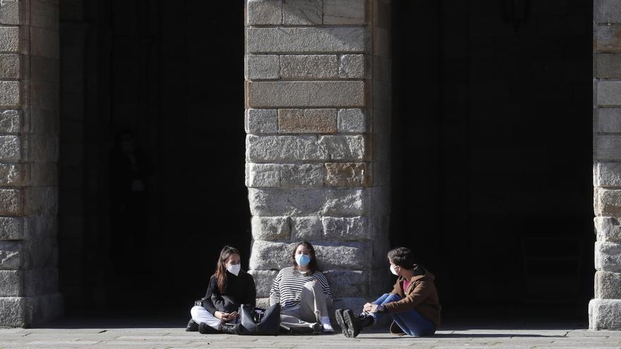 Galicia contabiliza 700 nuevos contagios, idéntica cifra que últimas altas