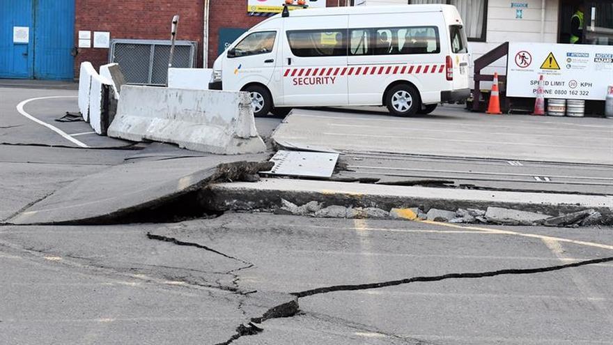 Nueva Zelanda cancela la alerta de tsunami tras el terremoto de 7,8 grados