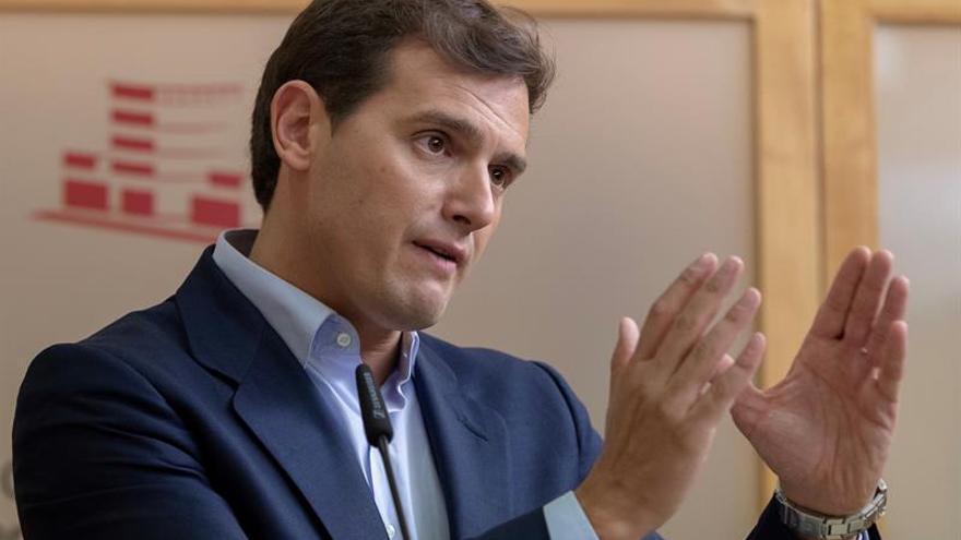 Rivera urge a convocar el debate del Estado de la Nación pendiente desde 2015