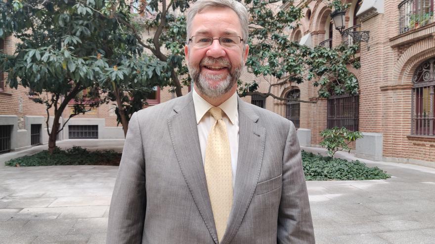 Miguel Ángel Valero, nuevo director de la Oficina de Accesibilidad del Ayuntamiento de Madrid.