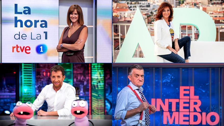 Cuatro de las novedades de esta semana de nueva temporada en TV