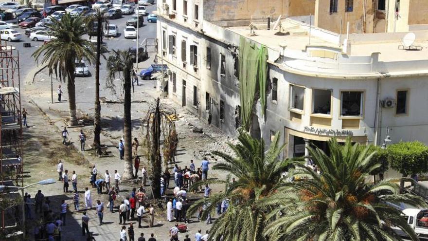 El ministro libio de Interior sale ileso de un ataque armado