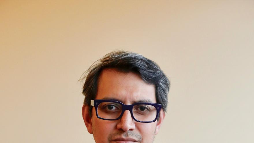 El periodista Diego Salazar, autor de 'No hemos entendido nada'
