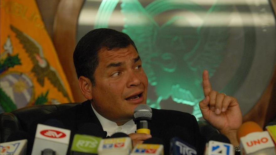Correa asegura que las relaciones bilaterales con Perú están en su mejor momento