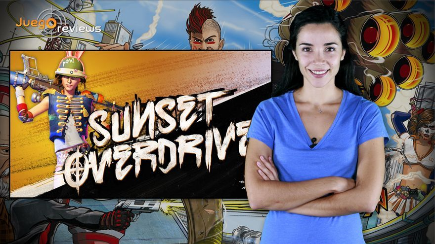 Sunset Overdrive análisis