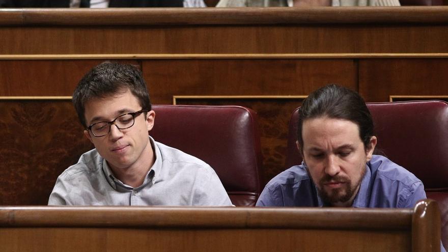 Iglesias dispuesto a negociar tras las elecciones un Gobierno con Sánchez y Errejón en el que haya proporcionalidad