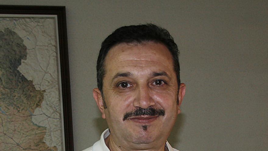 Joaquín Castellanos Arias, secretario general FSP-UGT Puertollano