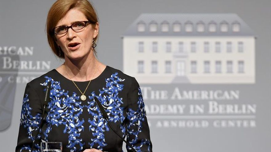 La embajadora de EE.UU ante la ONU visitará Chile y Uruguay la próxima semana