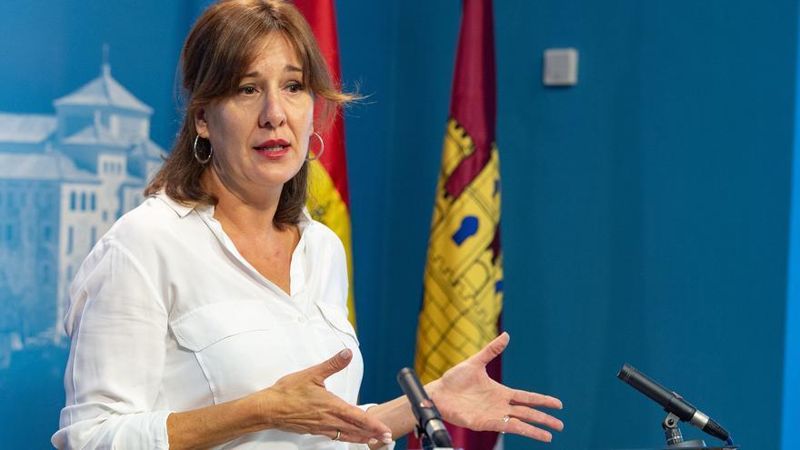 Blanca Fernández inicia las comparecencias en comisión de los consejeros en las Cortes