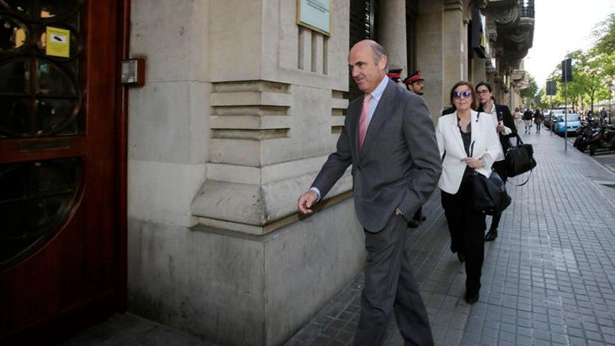 C's pide a De Guindos que diga qué ajustes habría en 2016 ante la carta a la CE