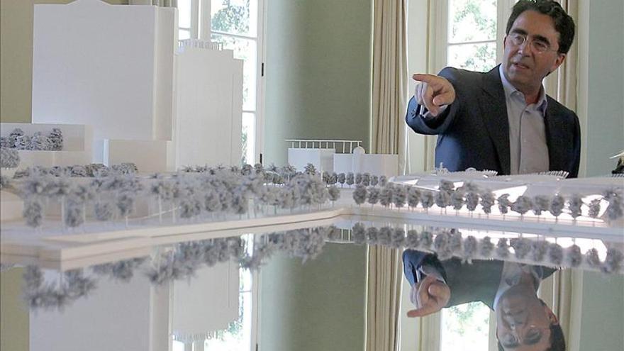 El arquitecto valenciano Santiago Calatrava