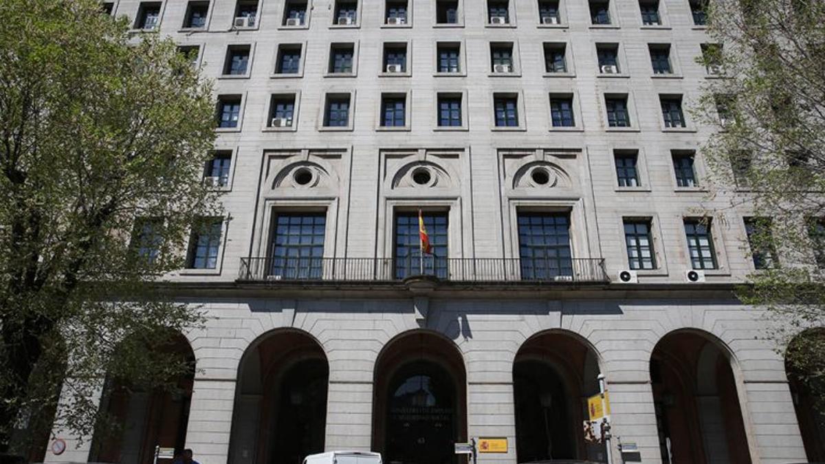 Sede del Ministerio de Trabajo