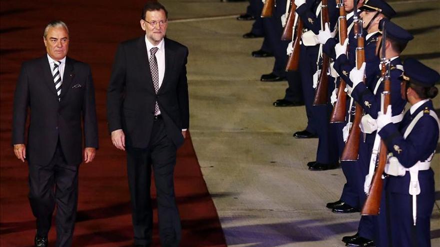 Rajoy llega a Chile para reunirse con Piñera y acudir a la Cumbre UE-CELAC