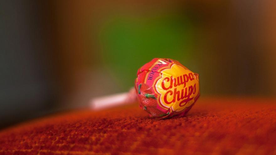 Imagen de un chupachups. FOTO: Flickr de Juanedc